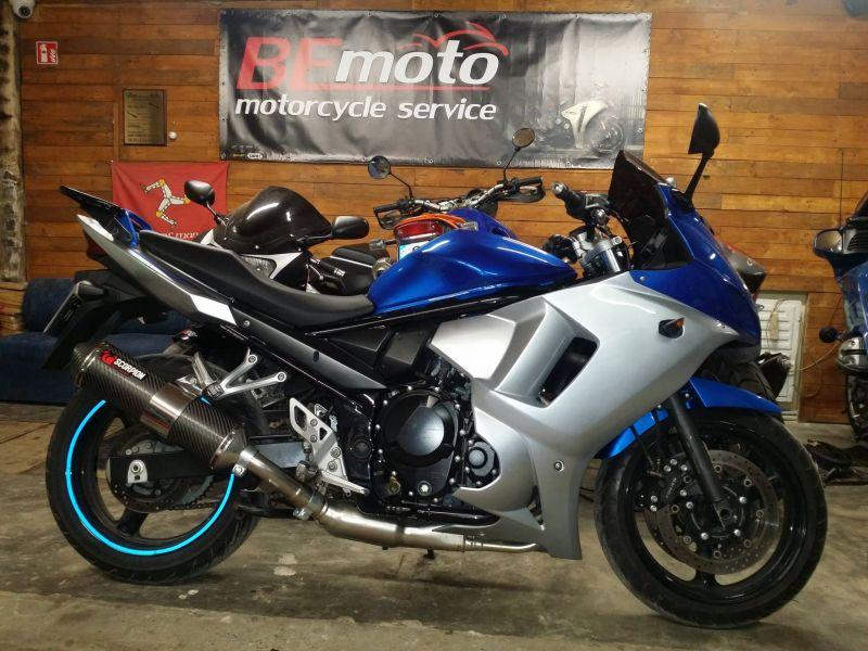 BEmoto - visų tipų motociklų remontas Šiauliuose